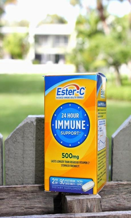 5 easy ways to support your immune system #24HourEsterC #ad