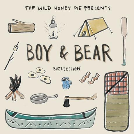 Boy and Bear - Sunny Eckerle_LoRes