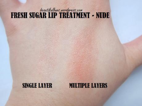 Fresh Sugar Lip Treatment Nude 6