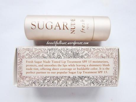 Fresh Sugar Lip Treatment Nude 2