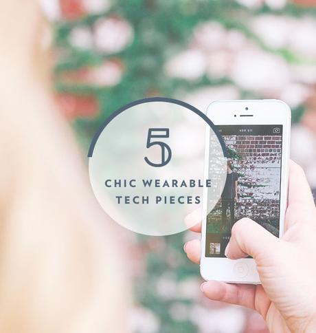 5 chic wearable tech pieces