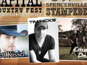 Hicks Leads Star Cast Canadian Country Superstars Spencerville This Summer!