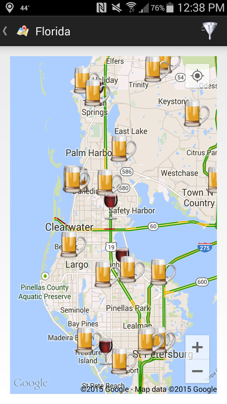 #Florida #Beer & #Wine Along the Fred Marquis Pinellas Trail