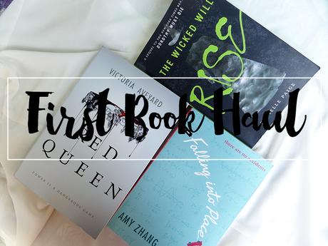 First Book Haul: April 2015