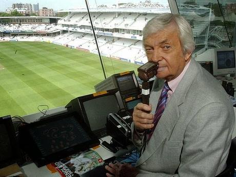 Richie Benaud ~the leggie, the commentator is no more !!!