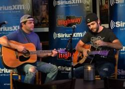 Thomas Rhett and Rhett Akins