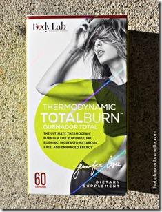 BodyLab Fat Burner Thermodynamic Total Burn