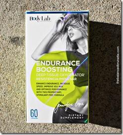 BodyLab Endurance Deep Tissue Oxygenator Weight Loss