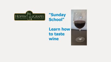 Hoppin' Grapes Presents: A Week of Wine! Mid April Events at Hoppin' Grapes Wine and Beer Tasting Shop