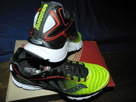 Saucony Ride 7 Shoe Review