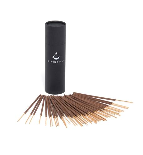 Black Scale x Kuumba International Incense Sticks