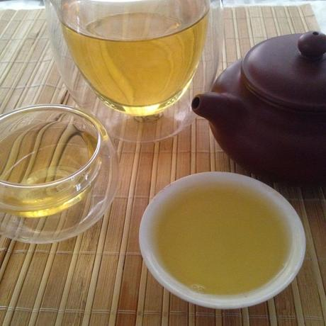 Second installment - Tea sample