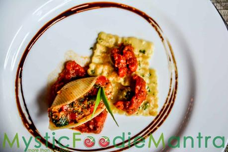 IT at The Grand , Vasant Kunj - The Taste of Tuscan