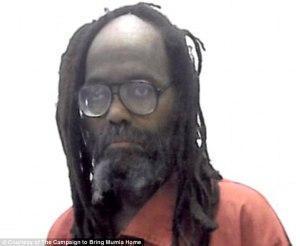 Convicted cop killer Mumia