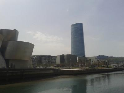 Backpacking in Bilbao, Basque Country