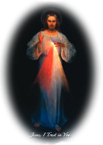 Jesus, I trust in You