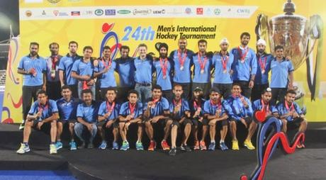 India beats South Korea to win bronze in Sultan Azlanshah