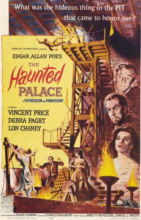 #1,700. The Haunted Palace  (1963)
