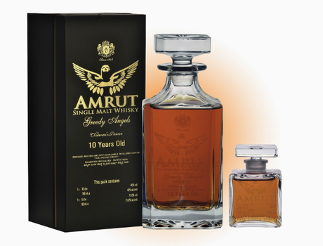 Amrut 10 years Single Malt