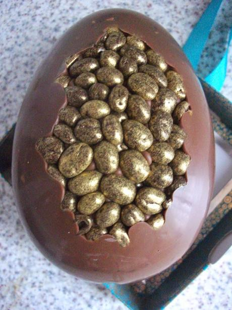 Marks & Spencer Coffee Lovers Egg (Post-Easter review!)