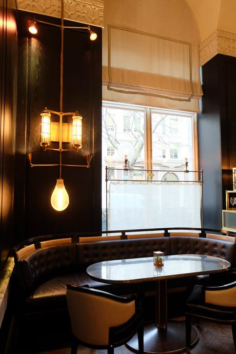 Anatomy of a Room - David Collin's Massimo Restaurant London