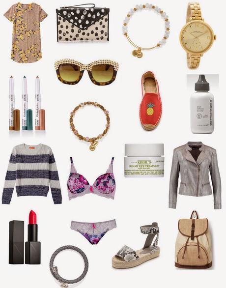 spring shopping essentials
