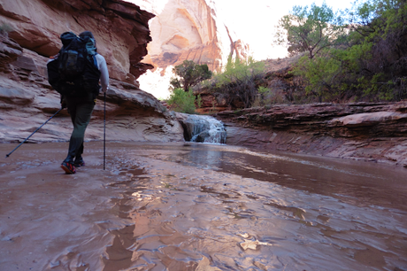 Day 20: Stevens Canyon & Coyote Gulch