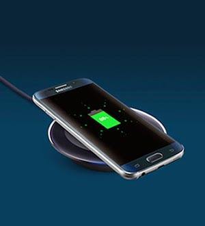 Galaxy S6 feature wireless charging