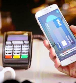 No more credit cards with Samsung Pay
