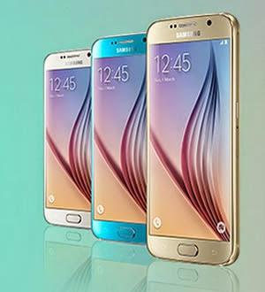 Galaxy S6 is made of premium and upscale metal design