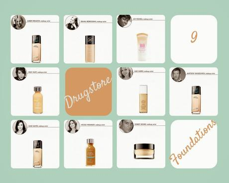 9 Drugstore Foundations International Makeup Artists Love