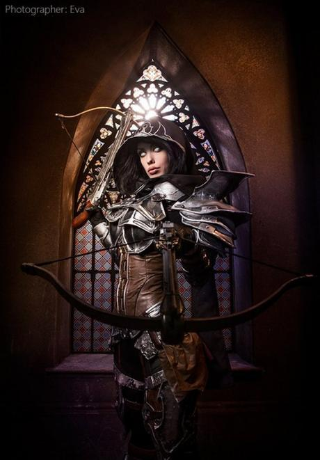 Demon Hunter-cosplay