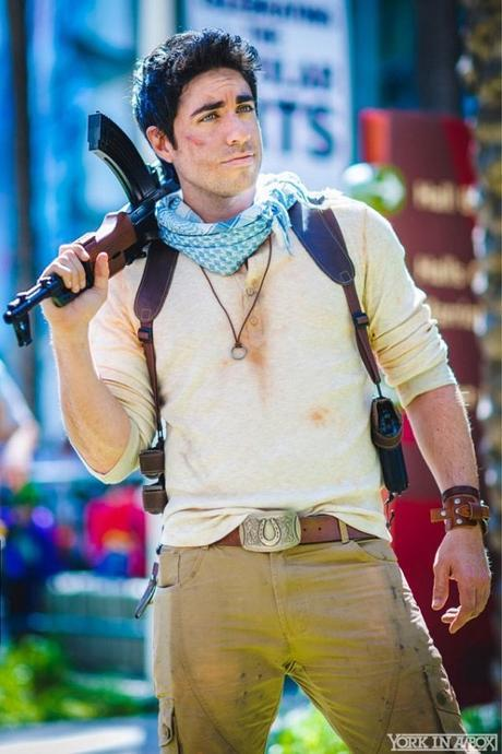 Nathan Drake - The Uncharted