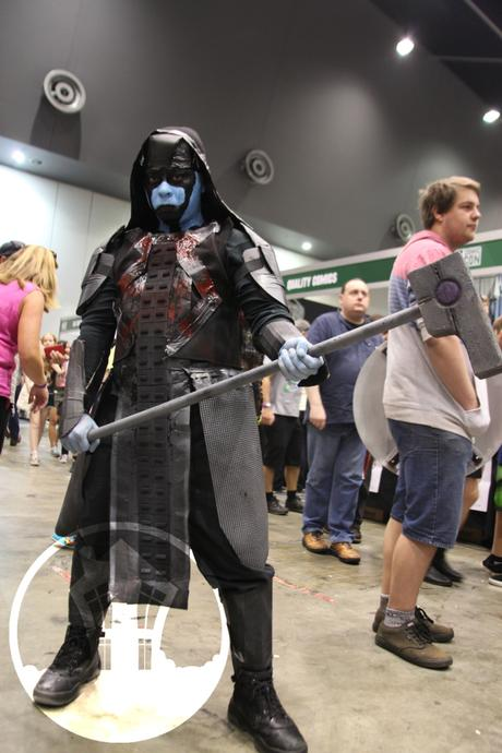 House of Geekery OzComicCon 2015 Cosplay