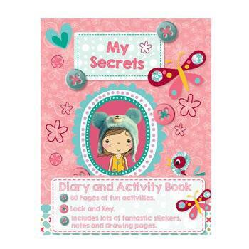 My secret diary and activity book