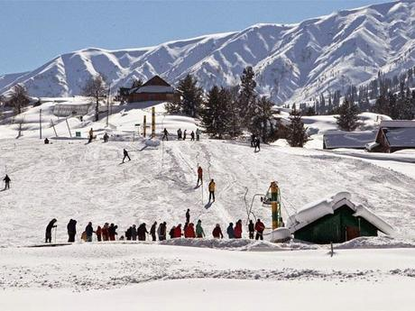 Gulmarg  as a popular destination