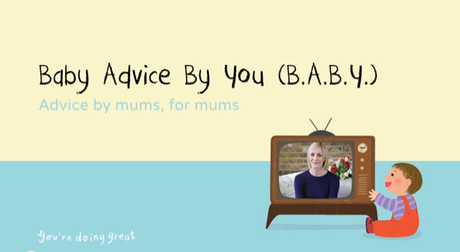 SMA Baby Advice by You - Winners Announced!