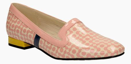 Shoe of the Day | Clarks X Orla Kiely Orla Bella Loafer