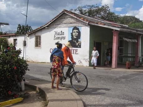 CYCLING THROUGH CUBA, Guest Post by Gretchen Woelfle
