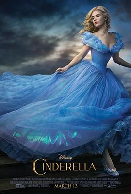 MOVIE OF THE WEEK: Cinderella