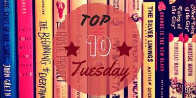 TOP TEN TUESDAY | INSPIRING QUOTES