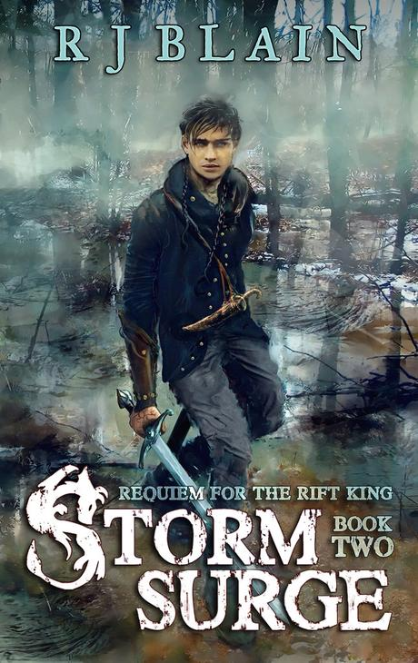 Storm Surge by RJ Blain: Book Blitz with Excerpt