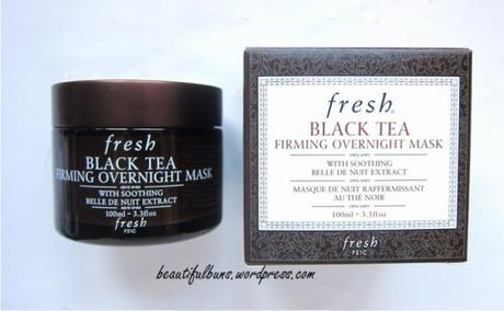 Fresh Black Tea Firming Overnight Mask (1)