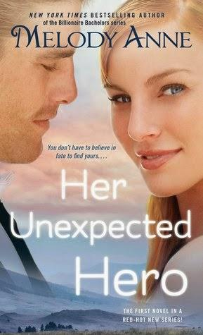 Her Unexpected Hero by Melody Anne- A Book Review