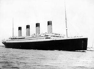 103 years on, Titanic; and the things that come unbidden when you write