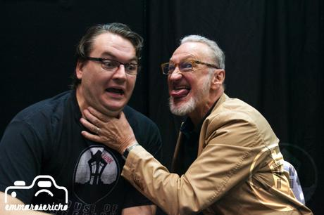 Robert Englund Choke House of Geekery