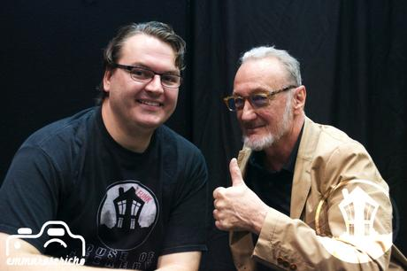 Robert Englund House of Geekery