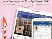 Dove's First Anniversary Oakridge Business Park