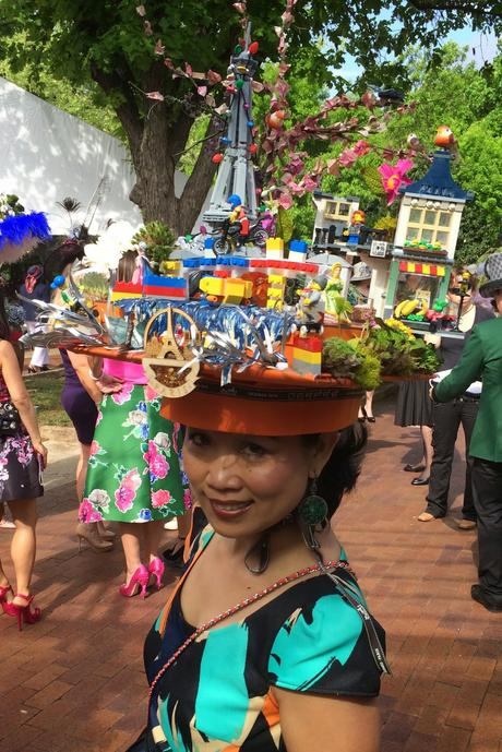 Parisian Chic Stormed the 27th Annual Mad Hatters Tea