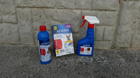 Adams Flea and Tick Products